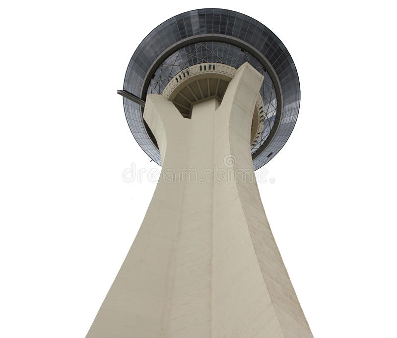 Stratosphere Tower royalty free stock image
