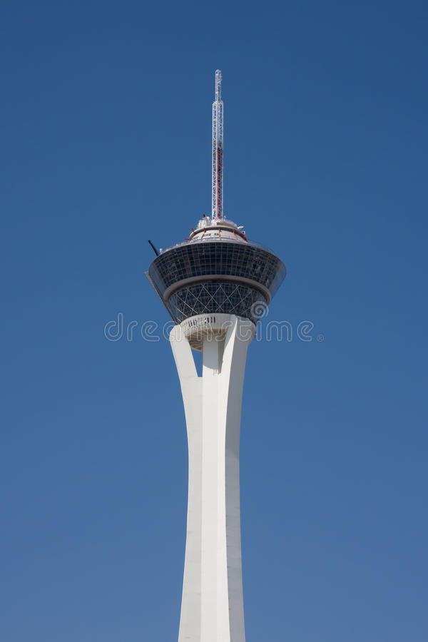 Download The Stratosphere Tower In Las Vegas Royalty Free Stock Image - Image: 18266526