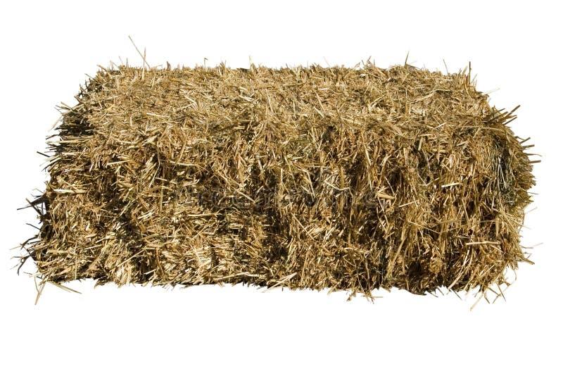 Straw Bale royalty free stock photos