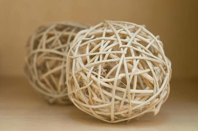 Download Straw ball stock image. Image of handmade, ornament, detail - 11271867