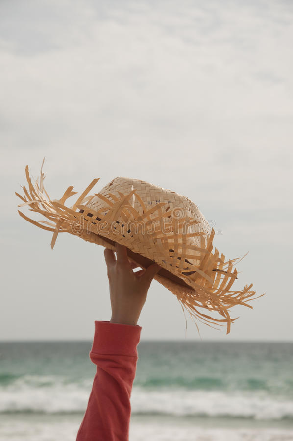 Free Straw Hat Stock Photography - 16792842