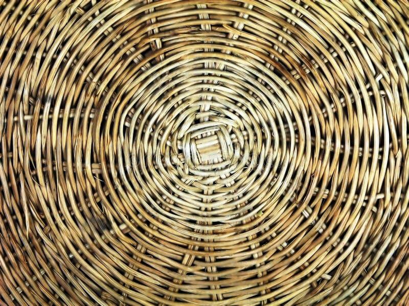 Download Straw Platter Macro stock image. Image of circular, bamboo - 77191