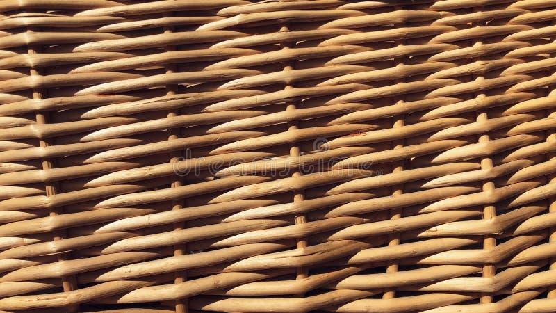 Straw Weaving arkivbild