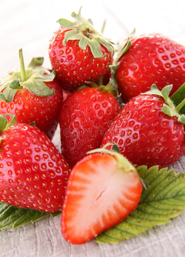 Download Strawberries stock photo. Image of delicious, juicy, fresh - 24677852