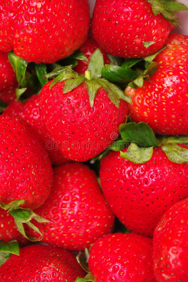 Download Strawberries stock image. Image of ripe, juicy, berry - 9924369