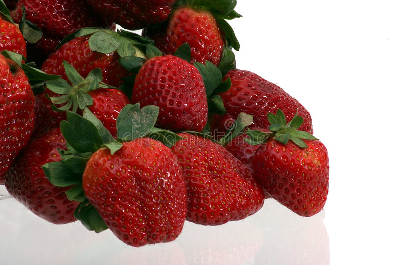 Strawberries III royalty free stock images