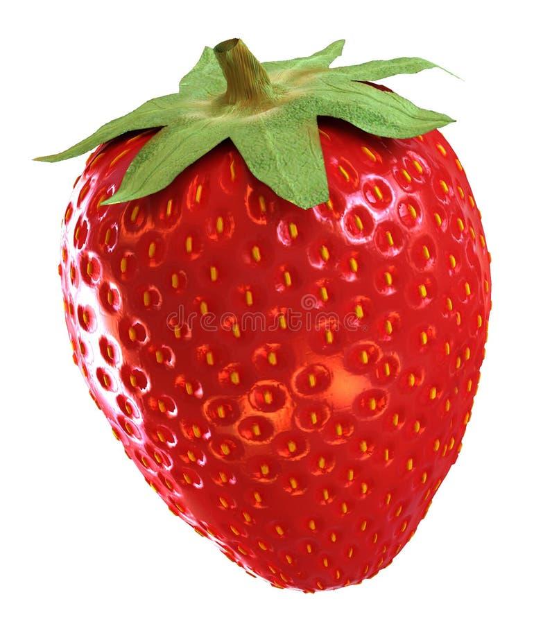 Strawberry-00 ilustração royalty free