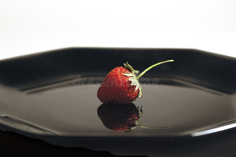 Download Strawberry stock image. Image of stem, strawberry, snack - 100403