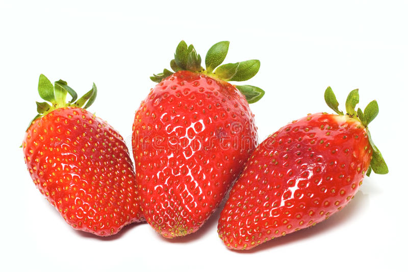 Download Strawberry stock image. Image of ripe, foreground, plant - 12851597