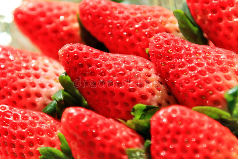 Download Strawberry stock image. Image of sunlight, sweet, marco - 14416199
