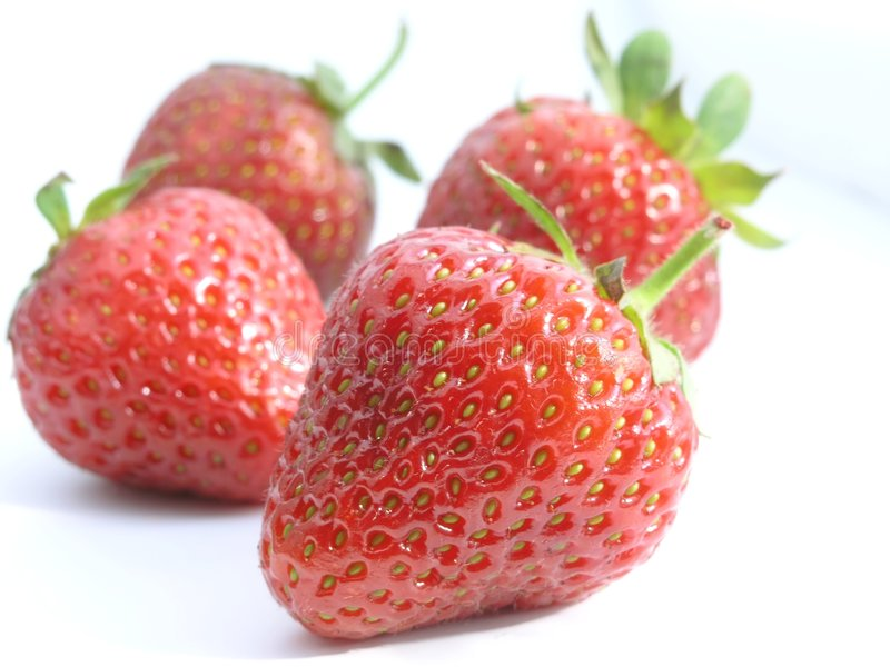 Download Strawberry stock image. Image of fruity, fresh, kitchen - 153255