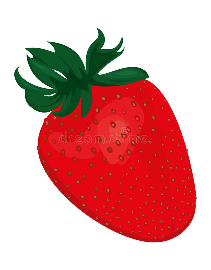 Download Strawberry stock vector. Image of sweet, objects, graphic - 20014446