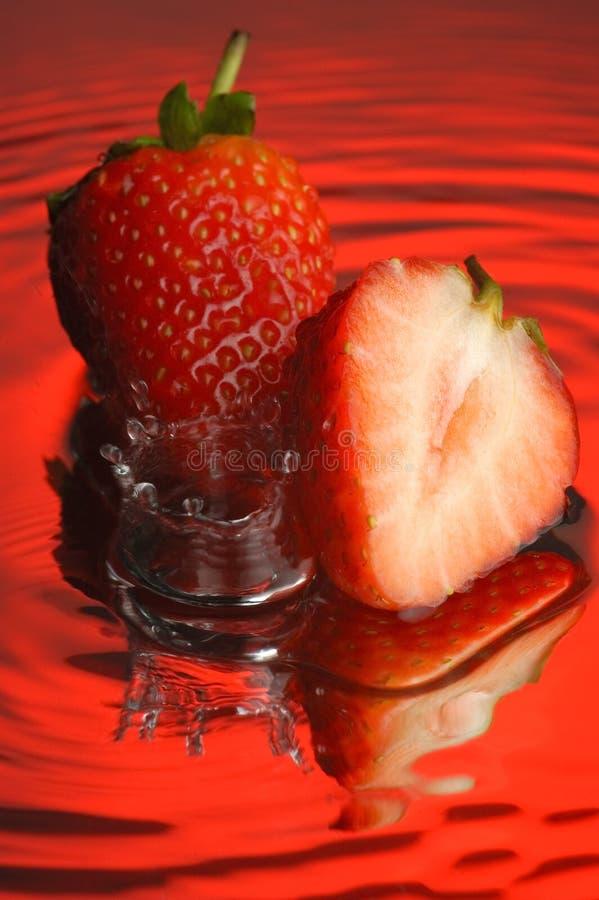Free Strawberry 5 Royalty Free Stock Image - 1910136