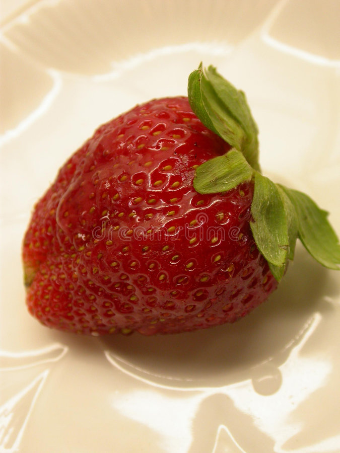 Download Strawberry stock photo. Image of food, isolated, object - 54196