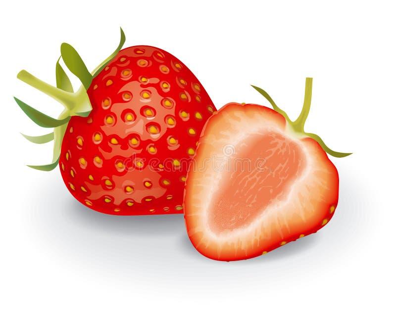 strawberry ελεύθερη απεικόνιση δικαιώματος