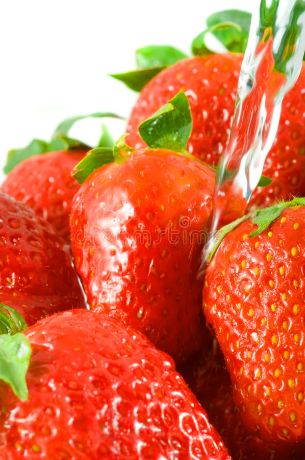 Download Strawberry stock photo. Image of drink, refreshing, healthy - 7299438