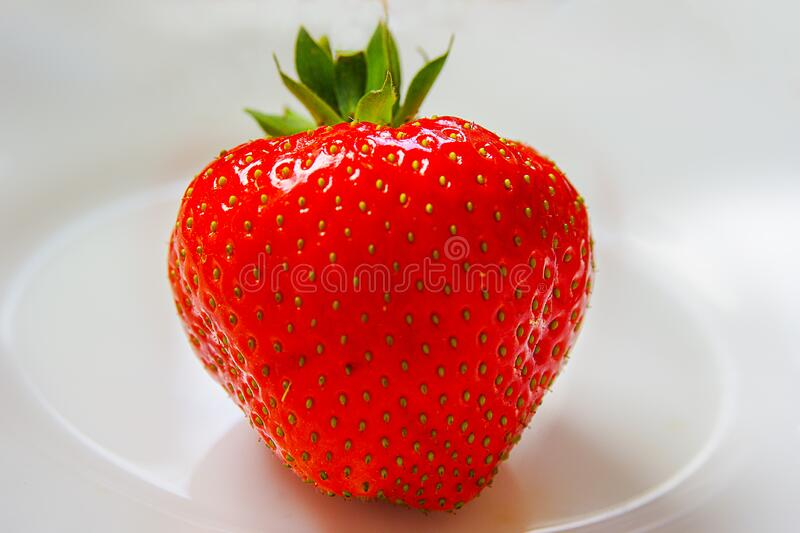 Strawberry Free Public Domain Cc0 Image