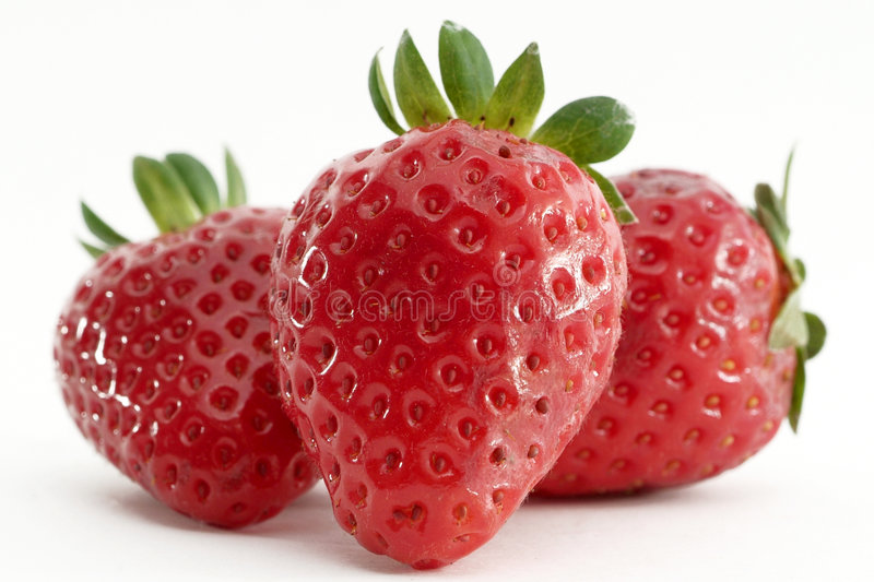 Download Strawberry stock photo. Image of nutrition, closeup, ripe - 8435578