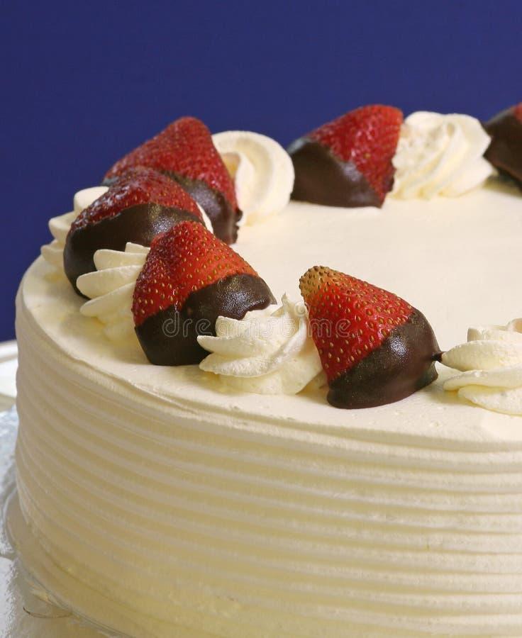 Free Strawberry Cake Royalty Free Stock Photos - 2949288