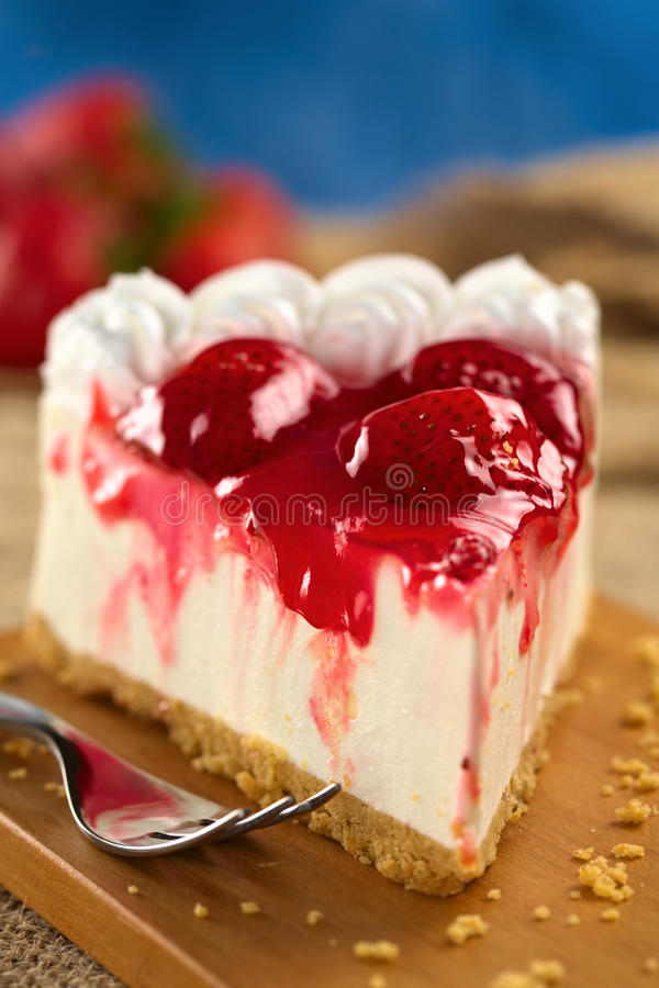 Download Strawberry Cheesecake stock image. Image of cheesecake - 22627405