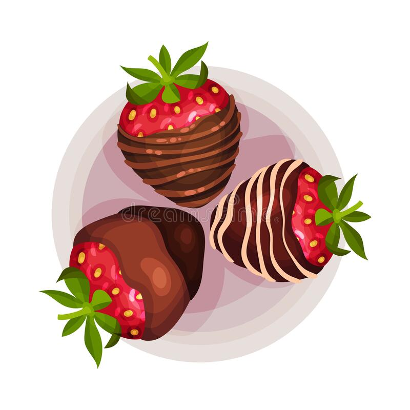 Chocolate Covered Strawberry Vector Stock Illustrations 411 Chocolate Covered Strawberry Vector Stock Illustrations Vectors Clipart Dreamstime