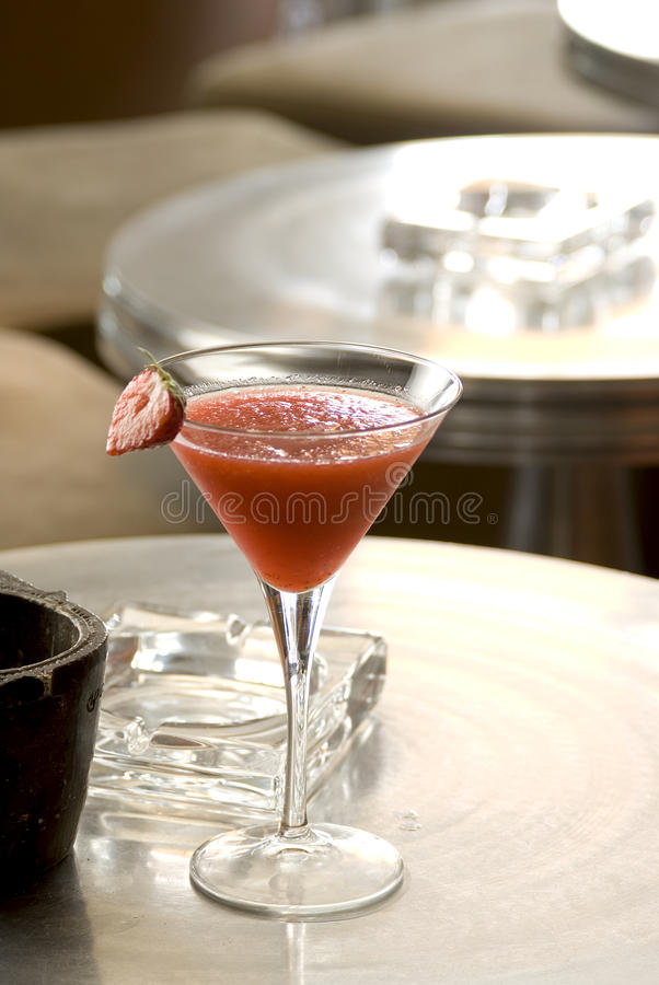 Free Strawberry Daiquiri Stock Photos - 15420273