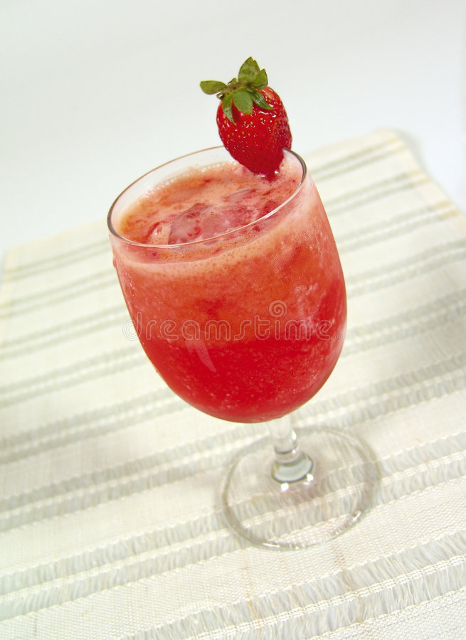Download Strawberry Drink Stock Photography - Image: 892632