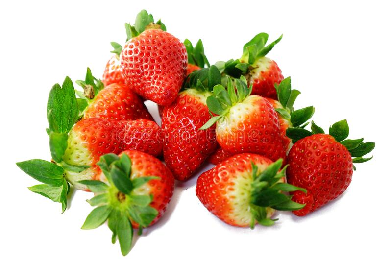 Strawberry Fruit Free Public Domain Cc0 Image