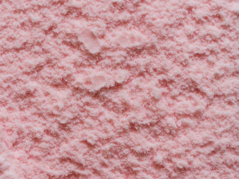 Strawberry Ice Cream Royalty Free Stock Images