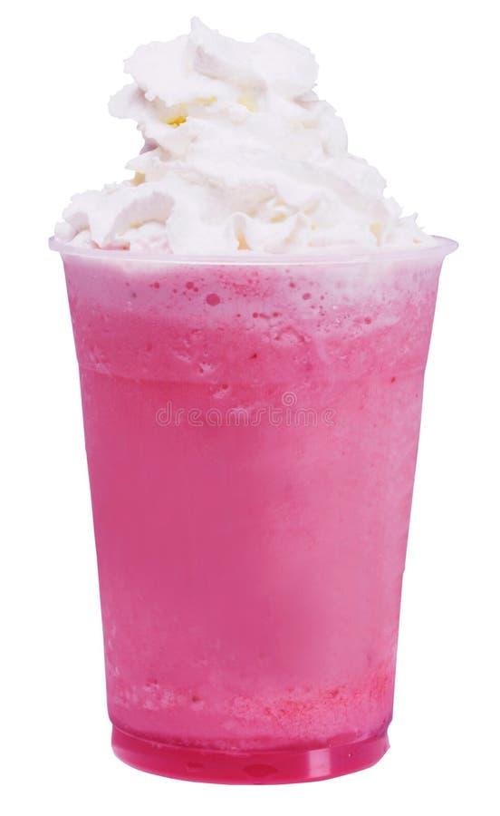 Free Strawberry Milkshake Stock Image - 20549291