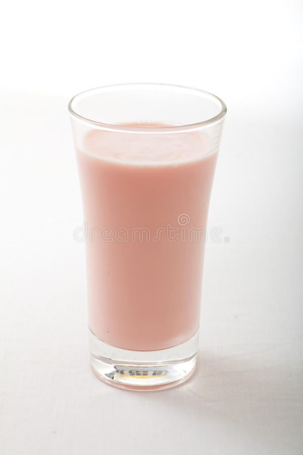 Download Strawberry Milkshake stock image. Image of diary, product - 9863459