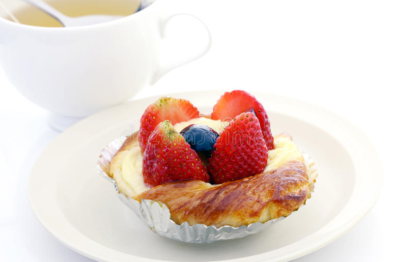 Download Strawberry Pie Royalty Free Stock Photography - Image: 22870927