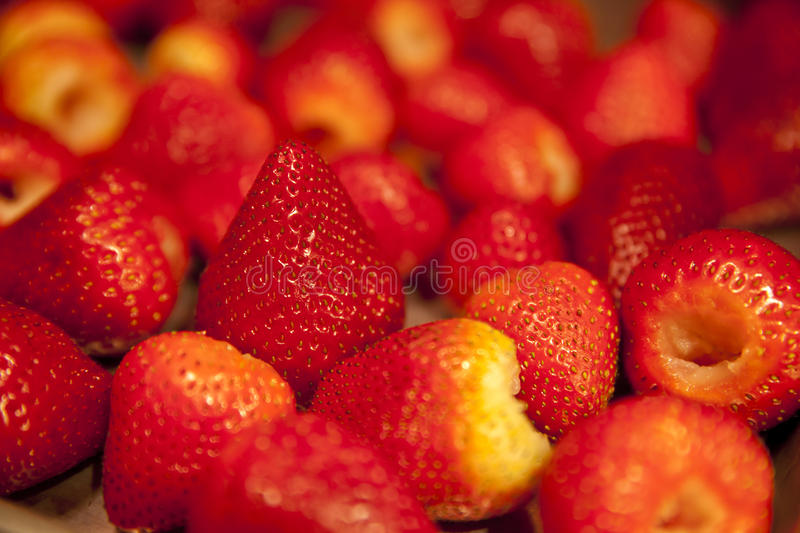Download Strawberry Pose stock photo. Image of drink, field, strawberries - 54658126