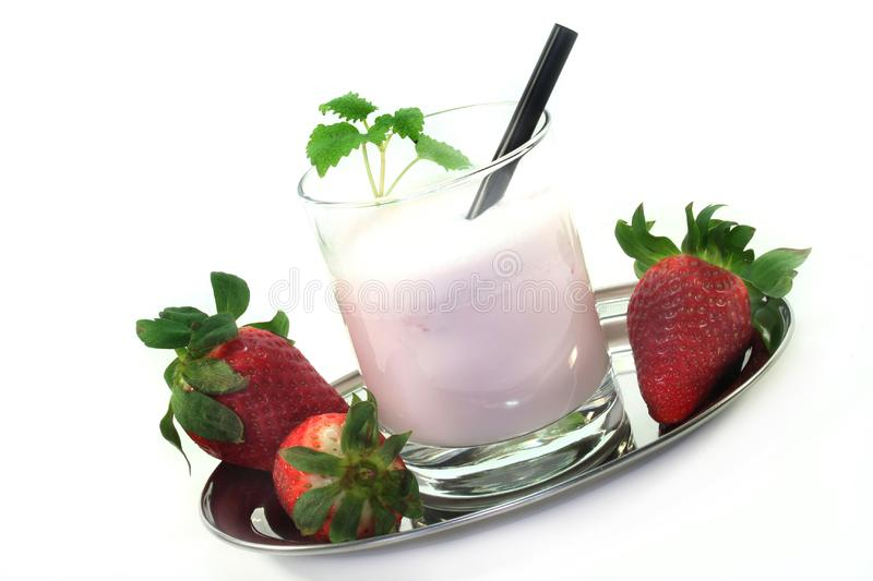 Stock Photos  Strawberry Shake Picture. Image  13345553 7d3fe6c6030