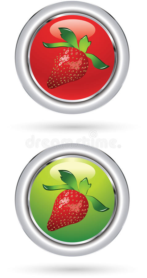Download Strawberry Sign Royalty Free Stock Images - Image: 37623229
