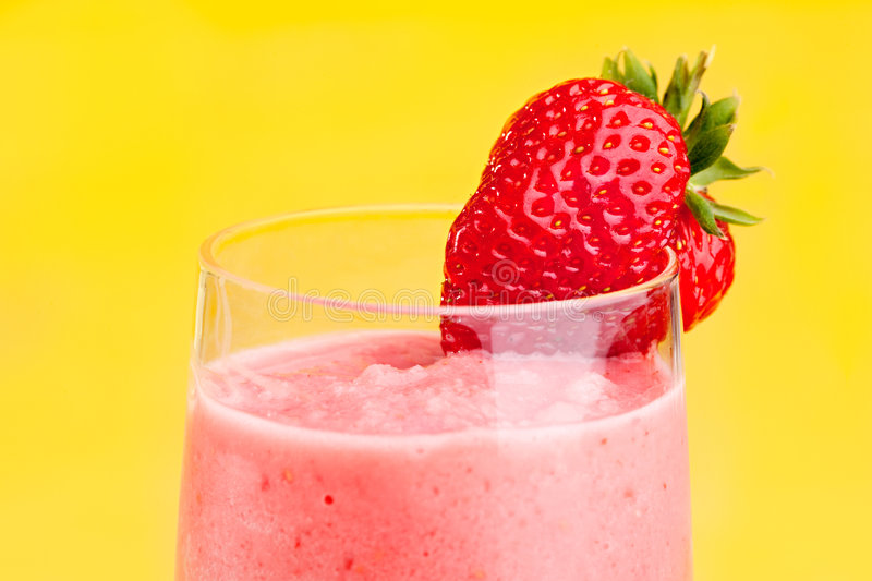 Download Strawberry Smoothie stock photo. Image of energy, milk - 9099302