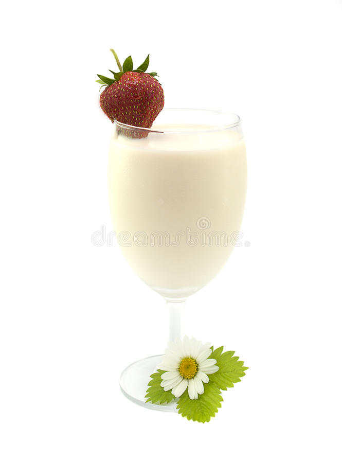 Free Strawberry Smoothie Stock Images - 9834514