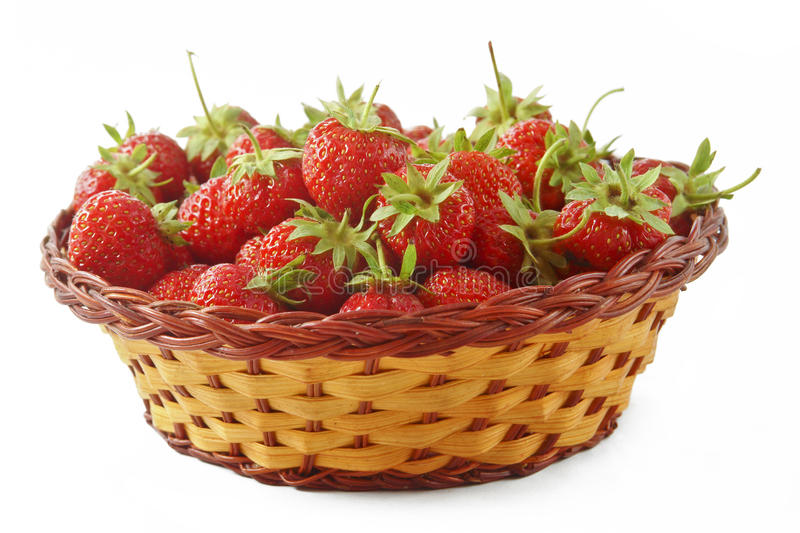 Download Strawberry-strawberry stock photo. Image of sweet, horizontal - 25255356