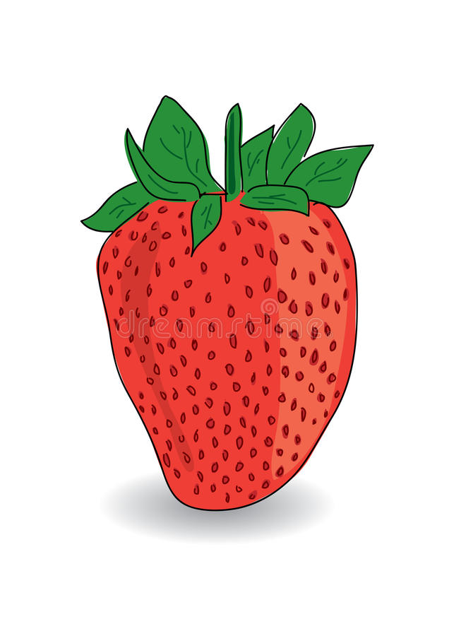 Download Strawberry Vector Illustration Stock Photos - Image: 10364313