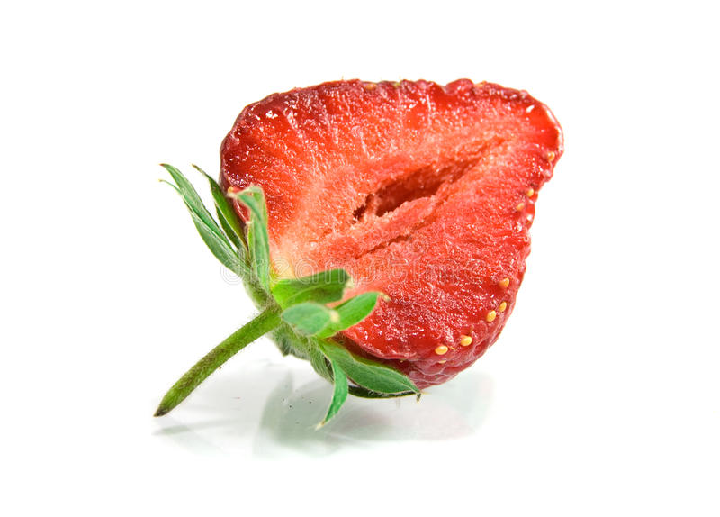 Download Strawberry On White Background Stock Image - Image: 28895593