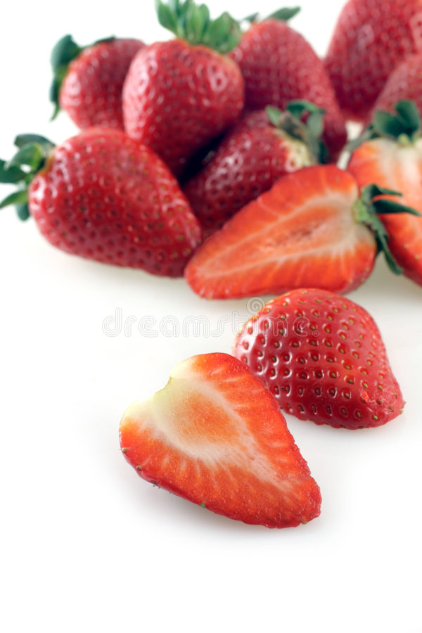 Strawberrys lizenzfreies stockbild