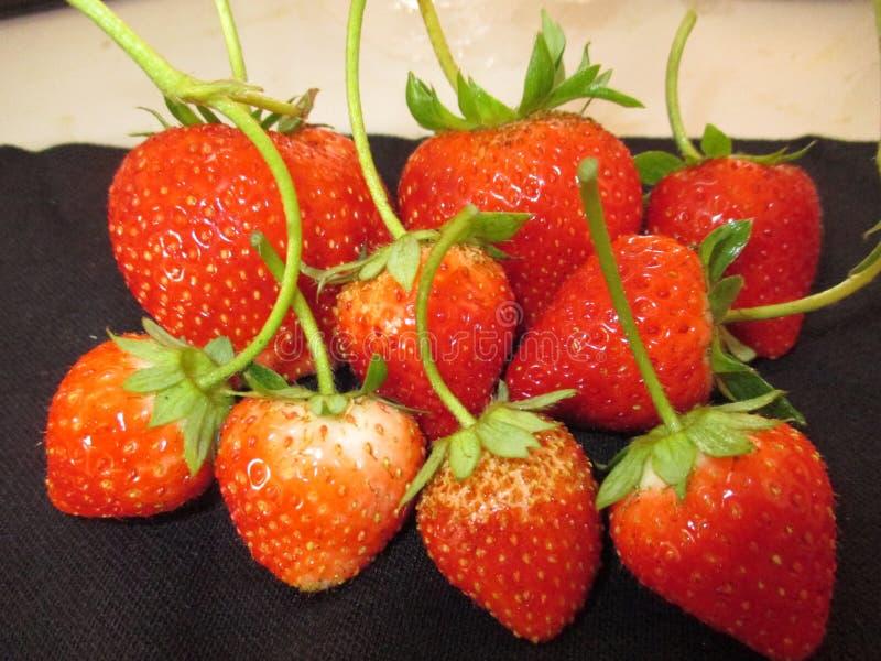 Strawberrys 库存照片
