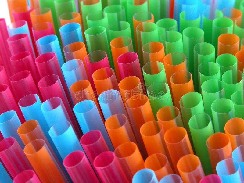Download Straws stock photo. Image of pipe, plastic, drinks, stripes - 466146