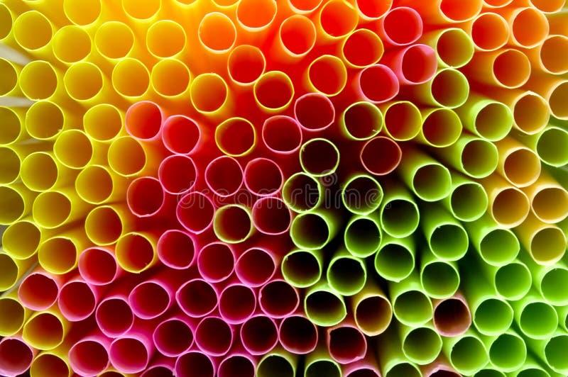 Straws3 fotografia stock libera da diritti