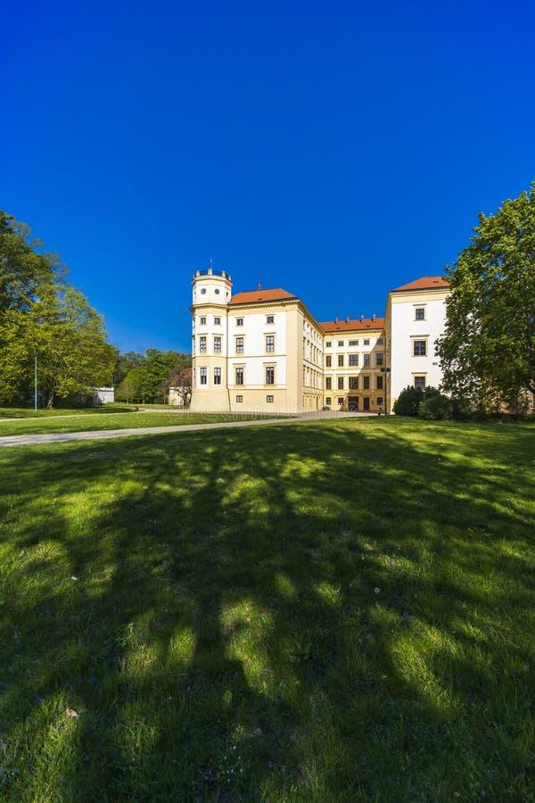 Straznice castle in Southern Moravia, Czech Republic stock photography