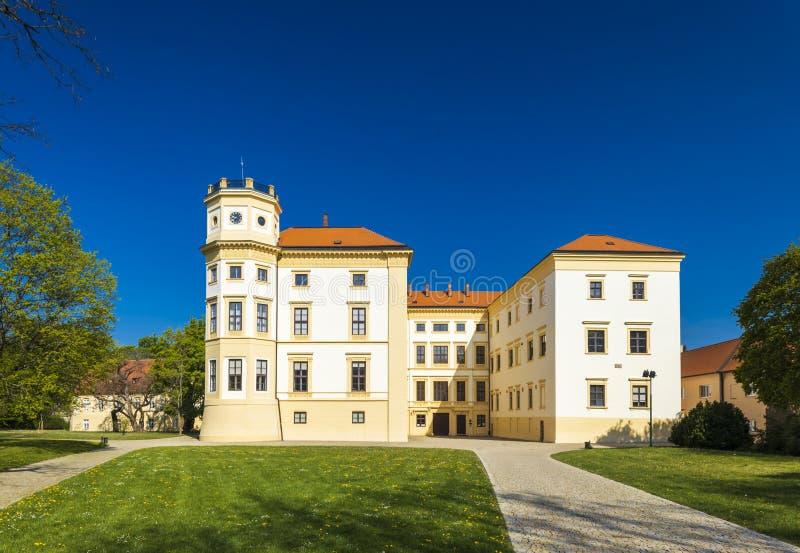 Straznice castle in Southern Moravia, Czech Republic stock photos