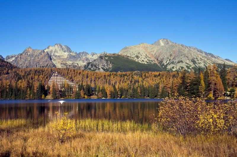 Download Strba lake stock photo. Image of mountain, strba, watter - 28767652