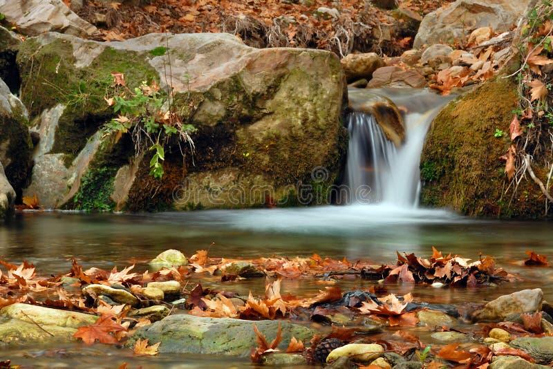Stream. Nature water. Image of waterfall in denizli-turkey stock photos