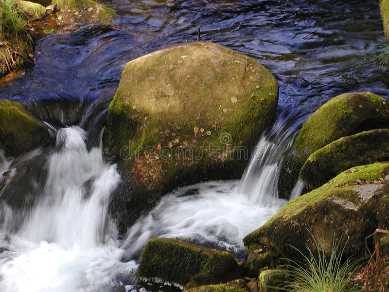 Download Stream stock image. Image of country, stones, stream, portugal - 260571