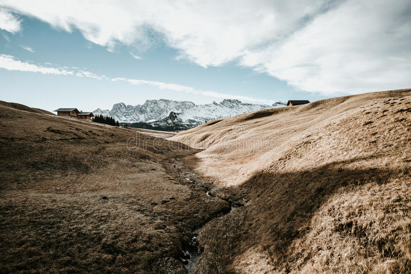 Download Stream in the Mountains stock image. Image of adventure - 83715739